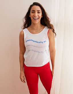 Aerie x Aly Unapologetically Me Tank