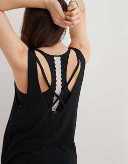 Aerie Strappy Tank
