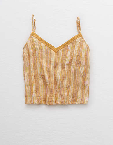 Aerie Woven Tank