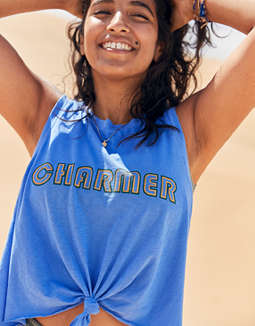 Aerie Charmer Knot Tank