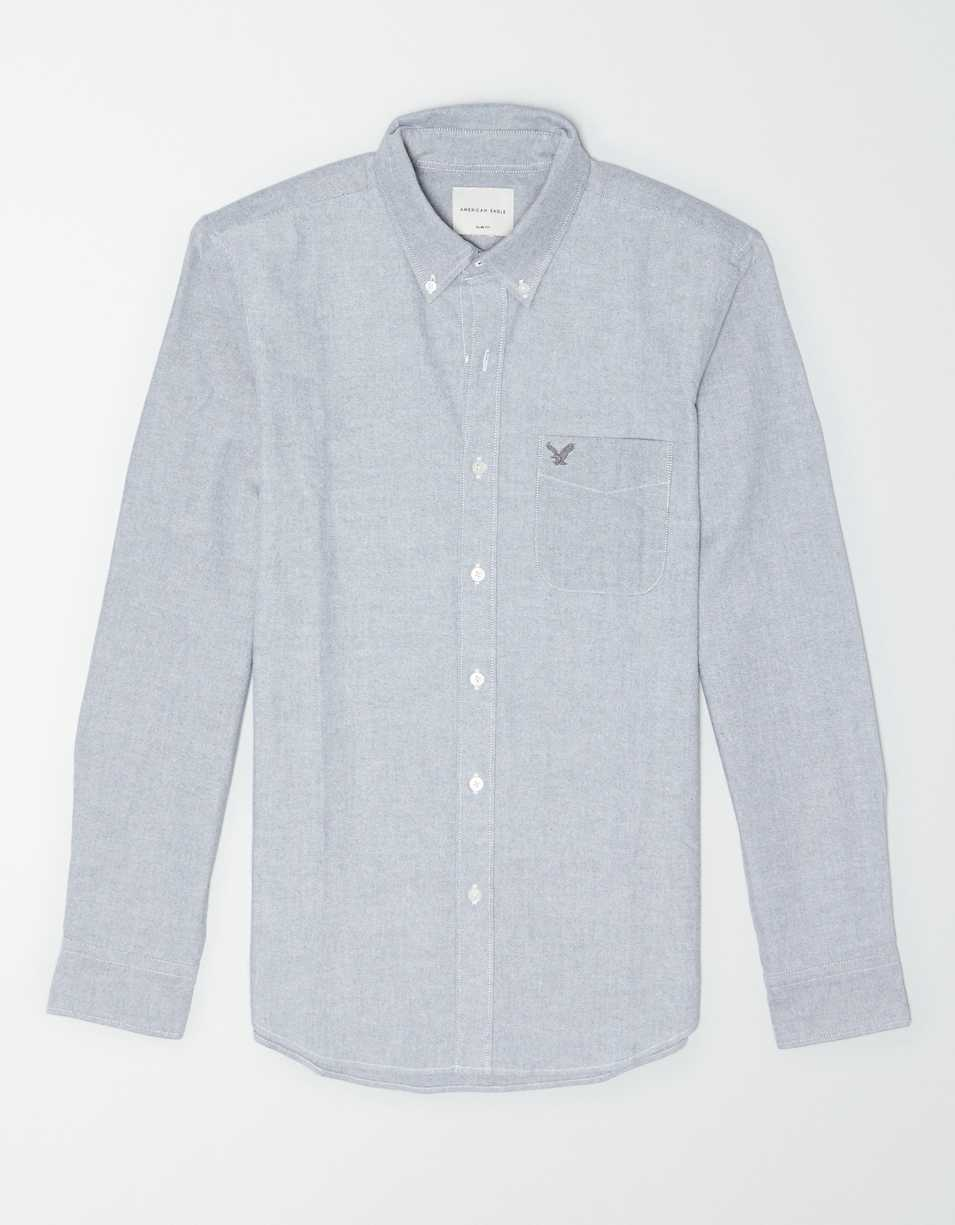 AE Oxford Button Up Shirt