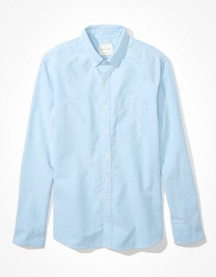 AE Slim Fit Oxford Button-Up Shirt | American Eagle