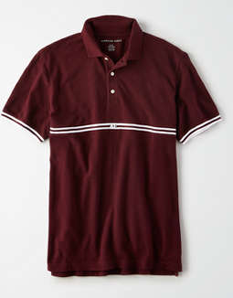 AE Tipped Polo Shirt