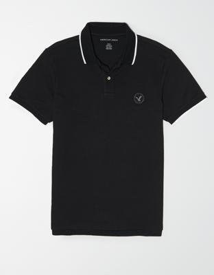 AE Patch Polo Shirt