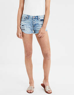 AE Tomgirl Denim Short Short