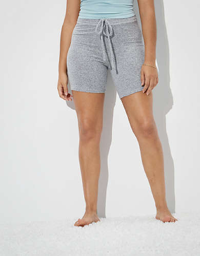 AE Plush Super High-Waisted Bike Short