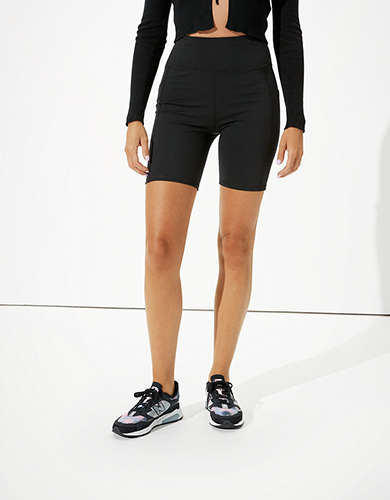 AE The Everything Pocket Highest-Waisted Bike Short