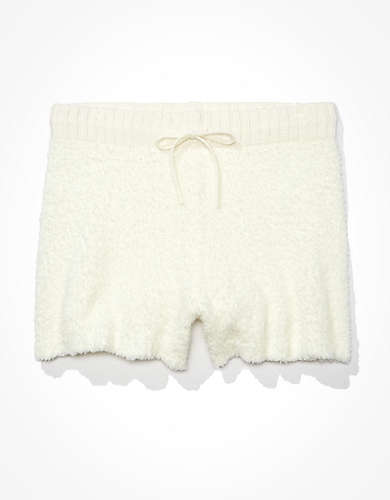 AE Super High-Waisted Cozy Knit Shortie
