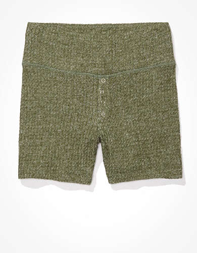 AE Plush Midi Boxer Short