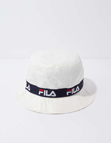Fila Nylon Bucket Hat