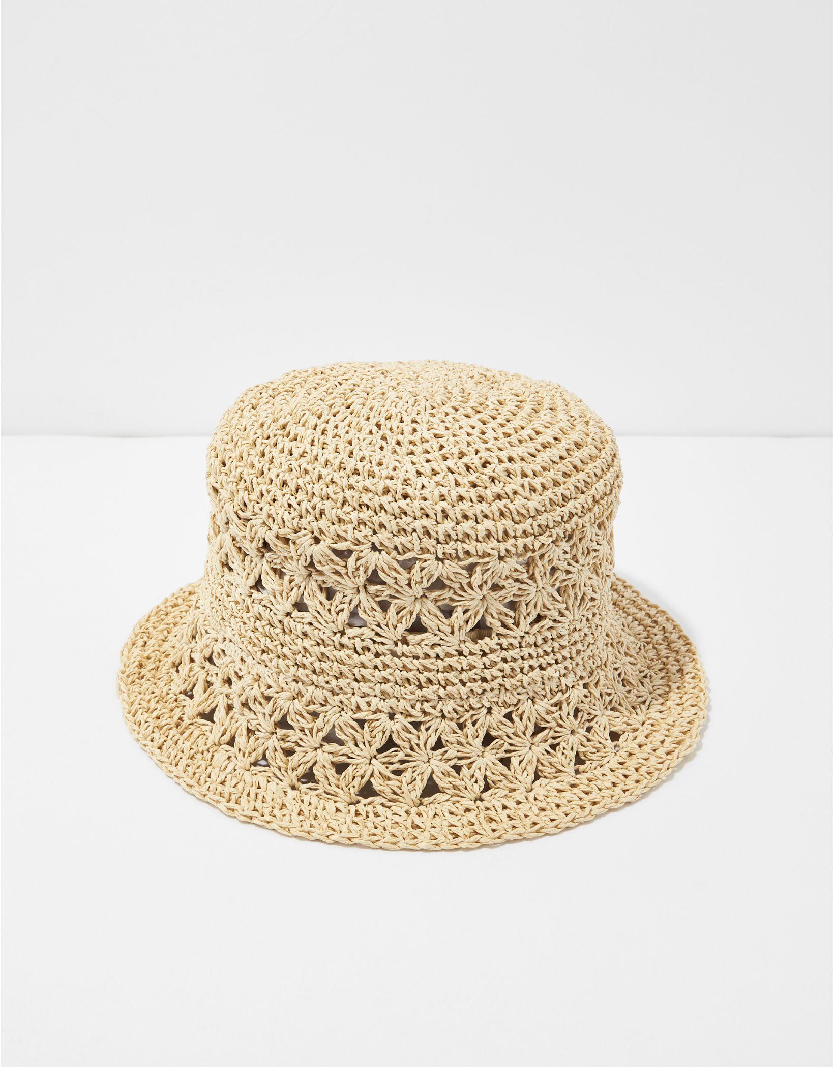 San Diego Hat Co. Crochet Bucket Hat