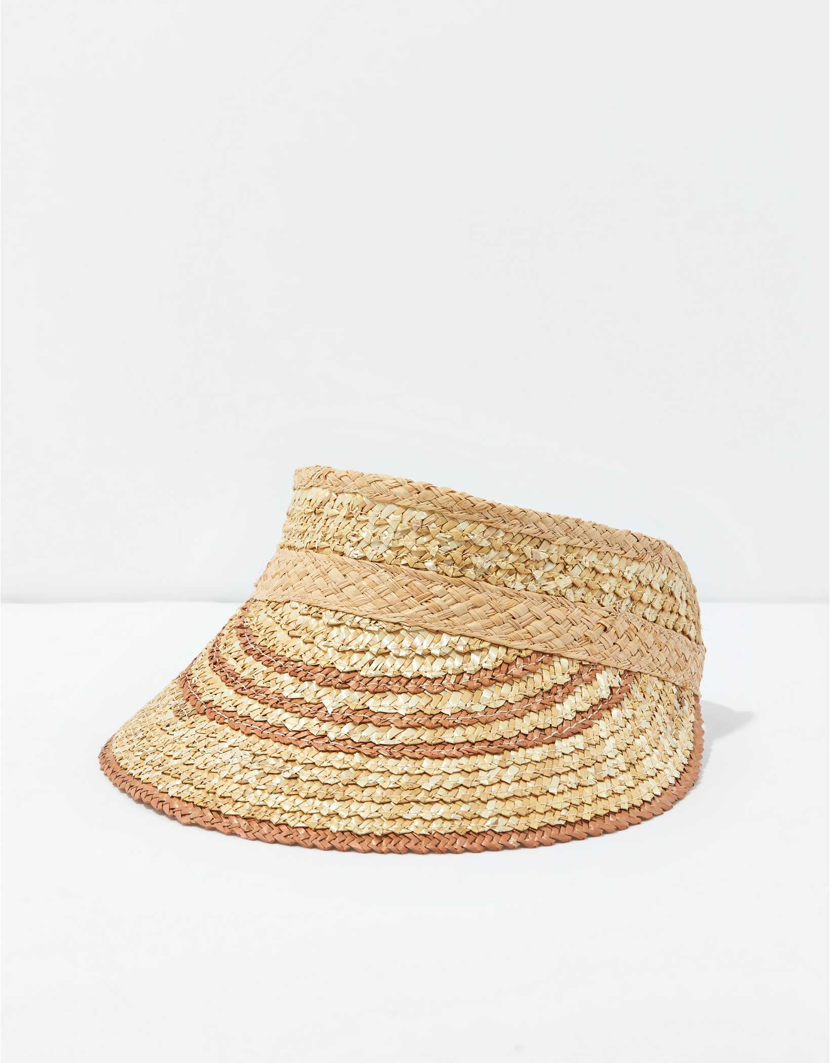 San Diego Hat Co. Straw Visor
