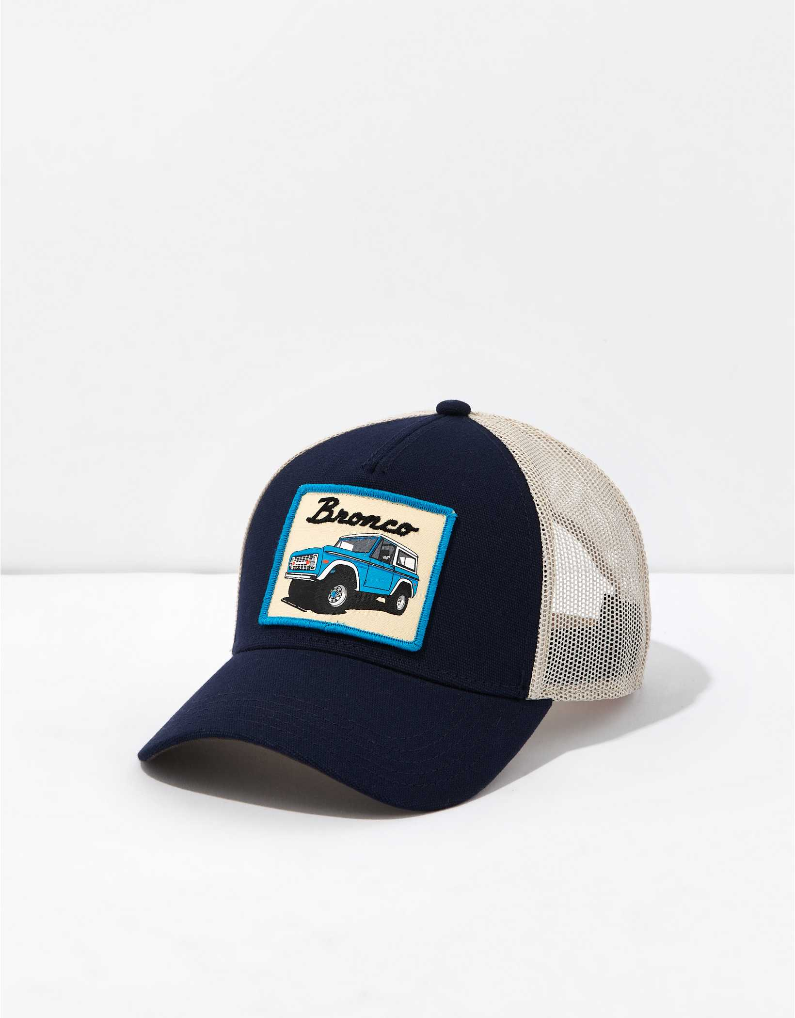 American Needle Bronco Trucker Baseball Cap