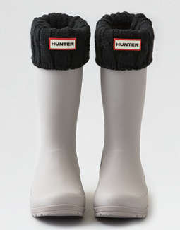 Hunter Cable Boot Sock