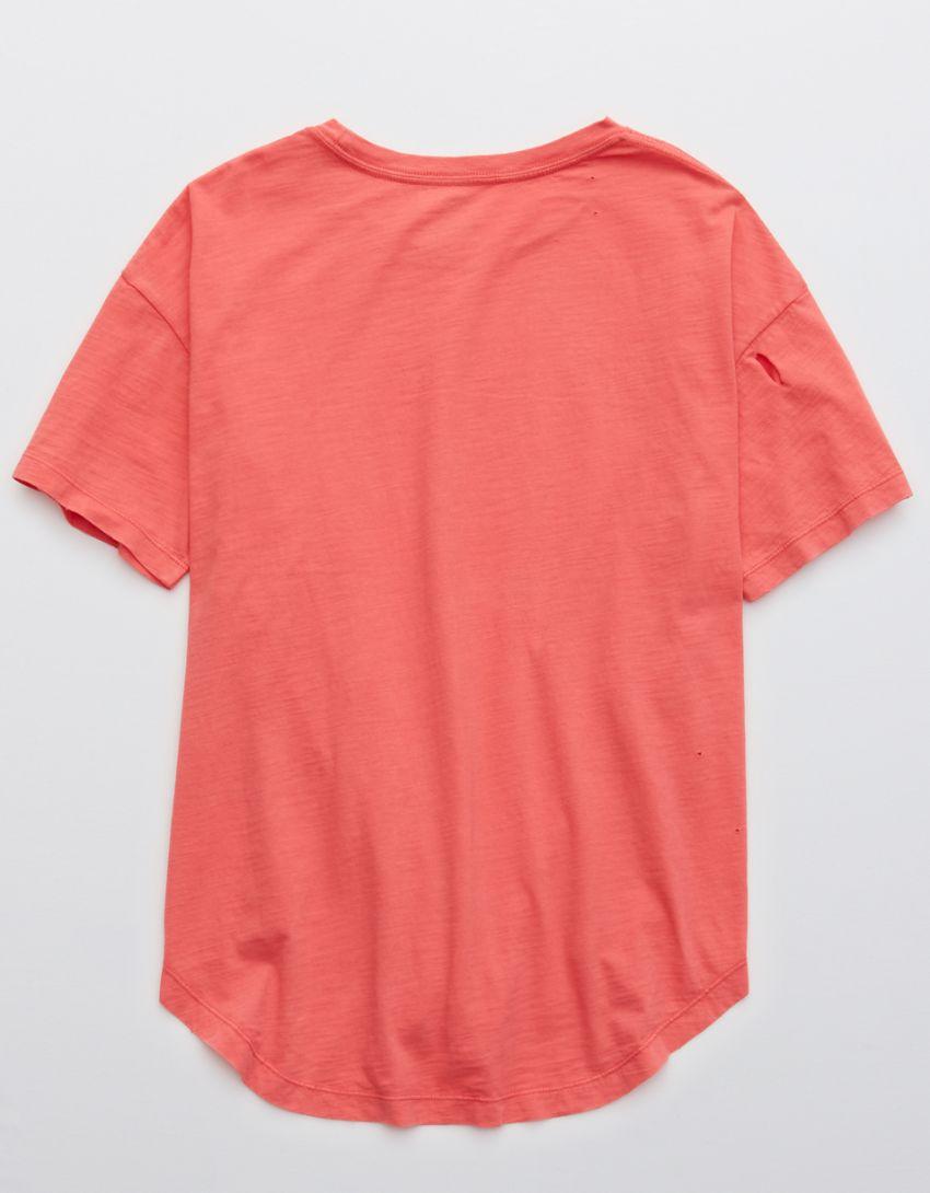 Aerie Destroyed Boyfriend T-Shirt