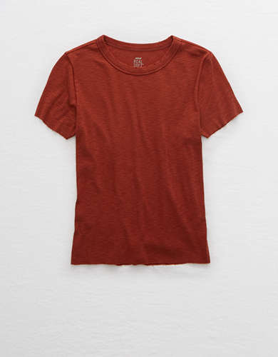 Aerie Real Soft® Ribbed Baby T-Shirt