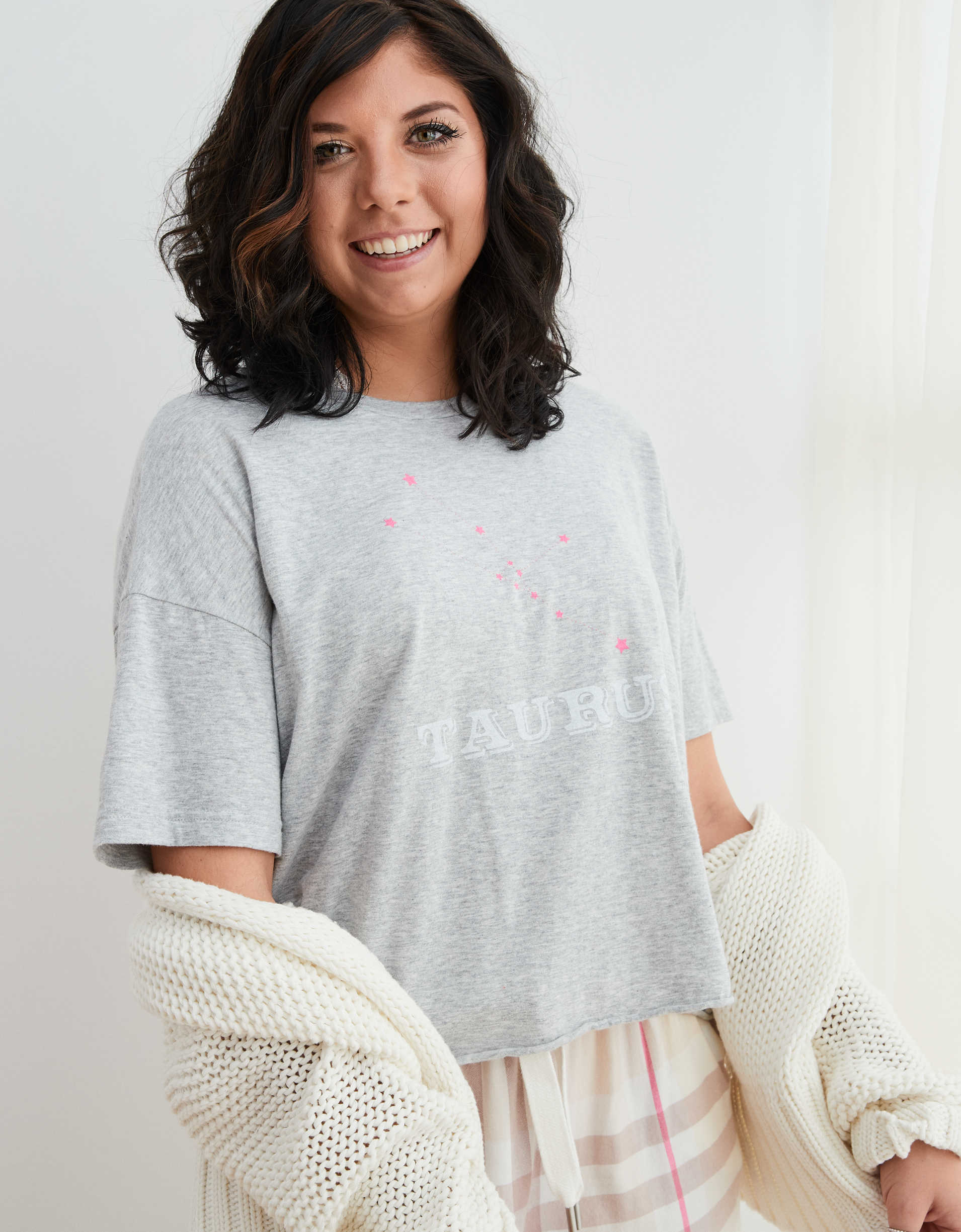 Aerie Star Sign T-Shirt