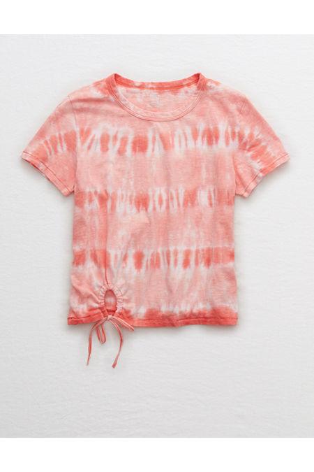 80s Tops, Shirts, T-shirts, Blouse Aerie Vintage Tie T-Shirt Womens Wild Watermelon XXL $20.96 AT vintagedancer.com