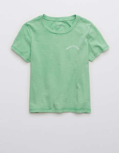 Aerie Talk Of The Town Graphic Oh Baby! T-Shirt