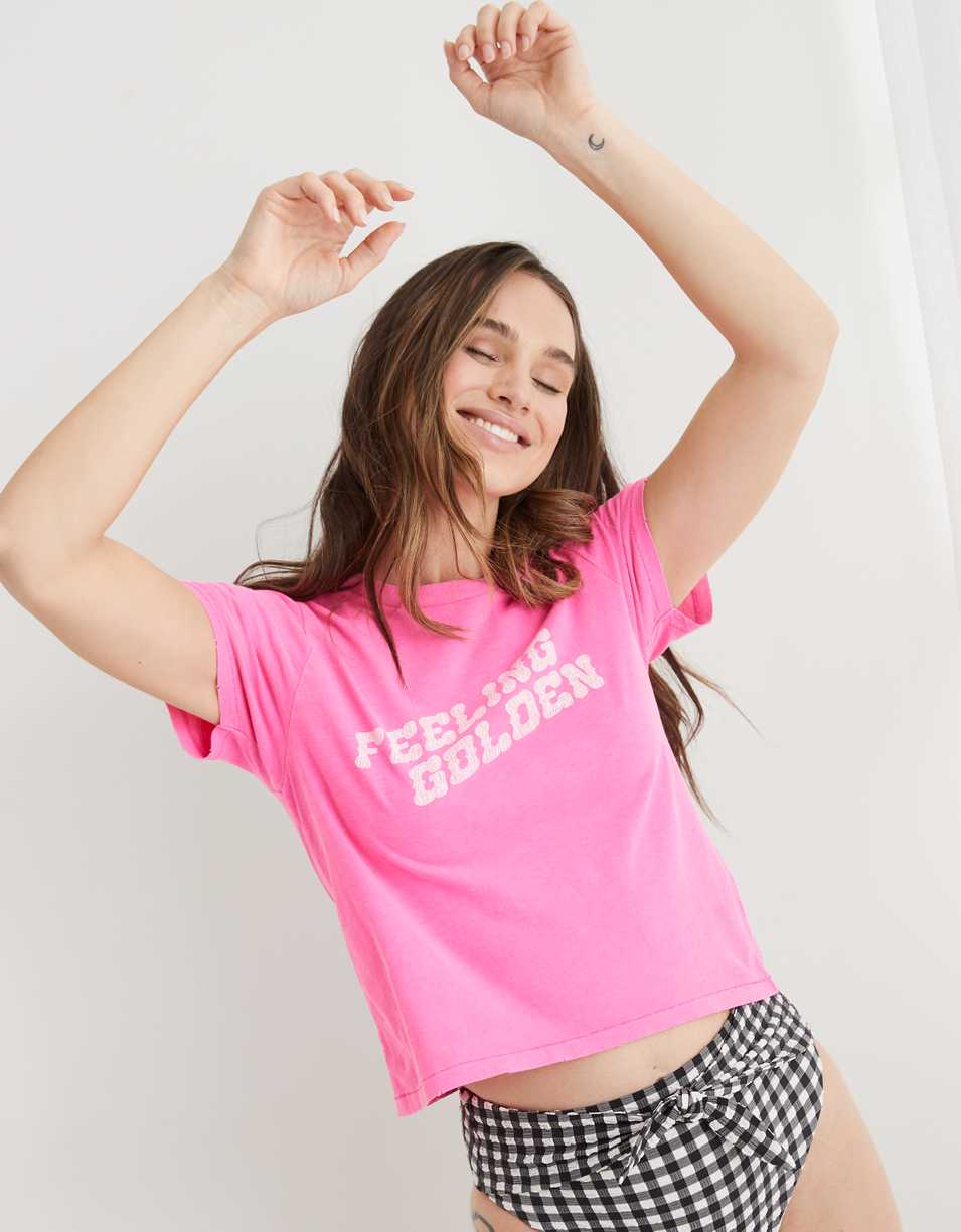 Aerie Oh Baby! Graphic T-Shirt