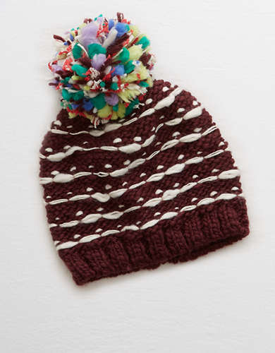 Aerie Colorful Beanie -
