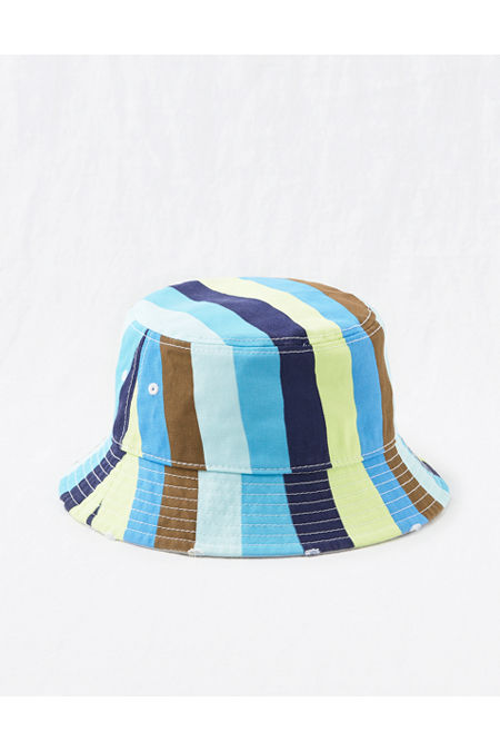 Women's Vintage Hats | Old Fashioned Hats | Retro Hats Aerie Bucket Hat Womens Bluejay One Size $7.98 AT vintagedancer.com