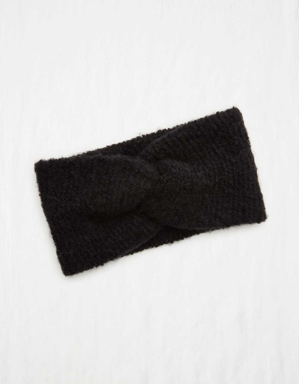 Aerie Ribbed Ear Warmer