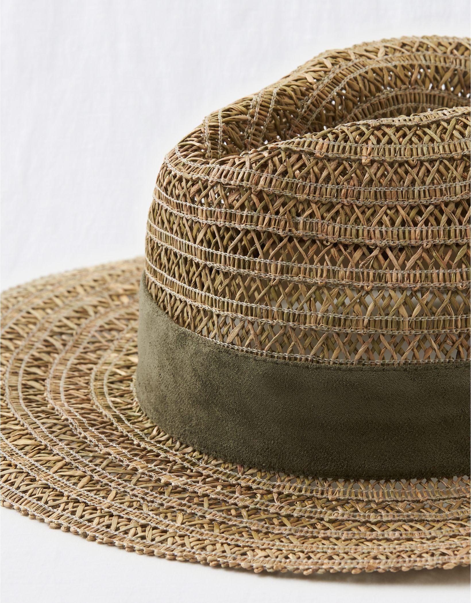 Aerie Panama Hat