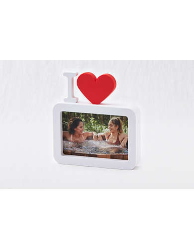 Umbra I Heart Photo Frame  -