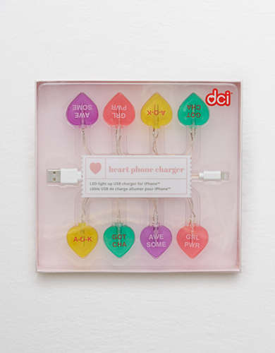 DCI Candy Heart Charger -