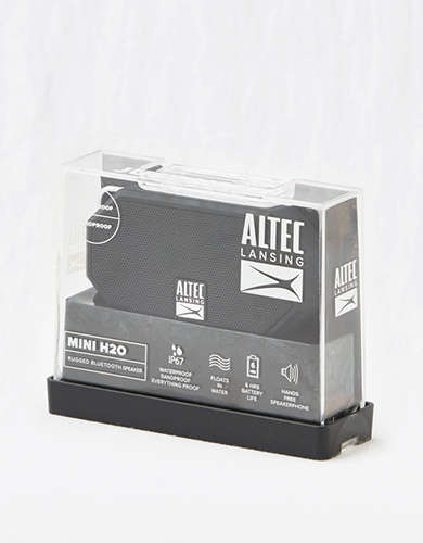 Altec Lansing Mini H20 2 Waterproof Speakers -