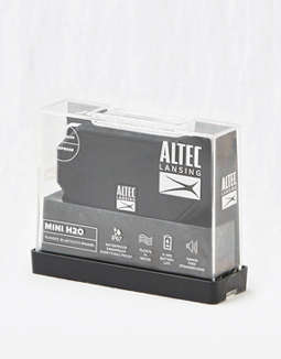 Altec Lansing Mini H20 Waterproof Speaker by American Eagle Outfitters