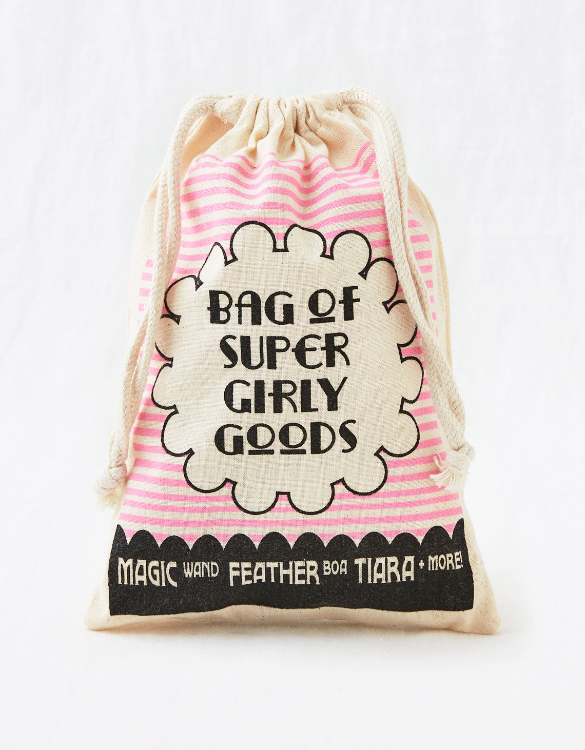 Spitfire Girl Bag of Super Girly Goods | Tuggl