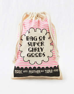 Spitfire Girl Bag of Super Girly Goods