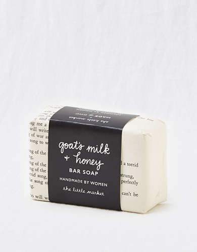 The Little Market Bar Soap -