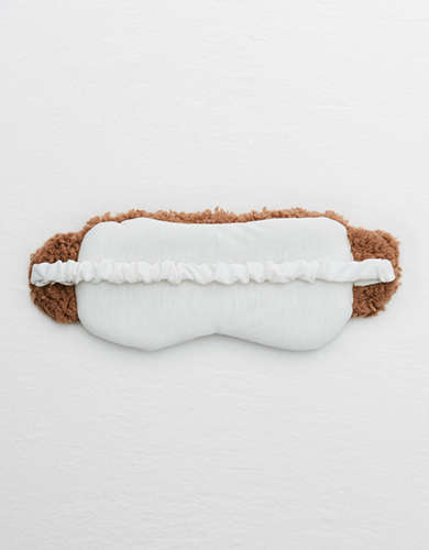 Aerie Plush Critter Sleep Mask