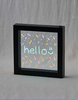 Neon Light Up Board