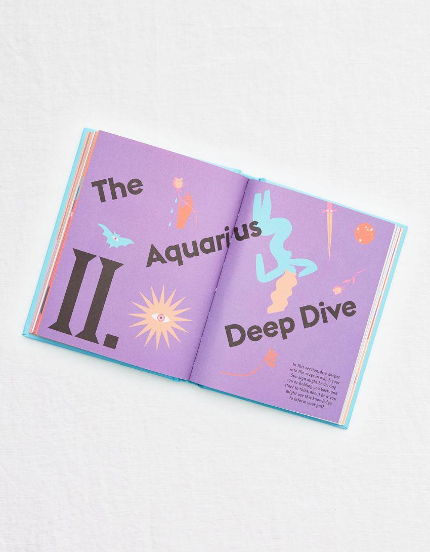 Zodiac Book Collection: Aquarius