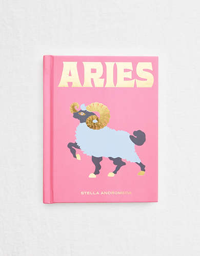 Zodiac Book Collection: Aries