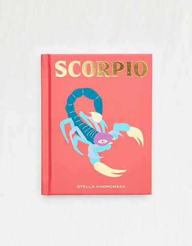 Zodiac Book Collection: Scorpio