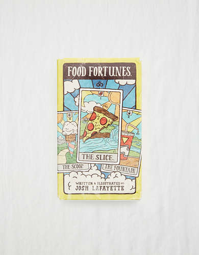 Food Fortune Cards