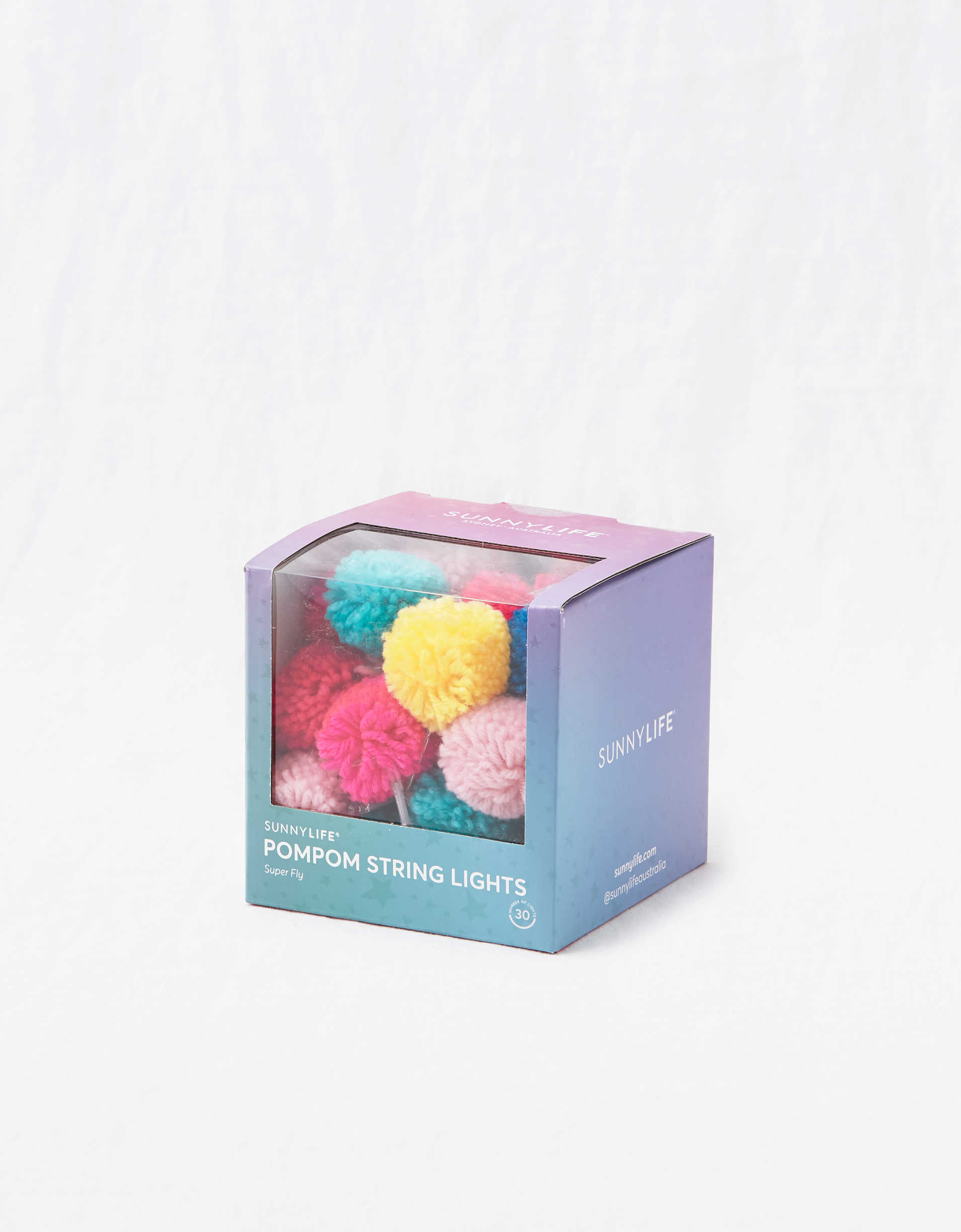 Sunnylife Pom Pom String Lights