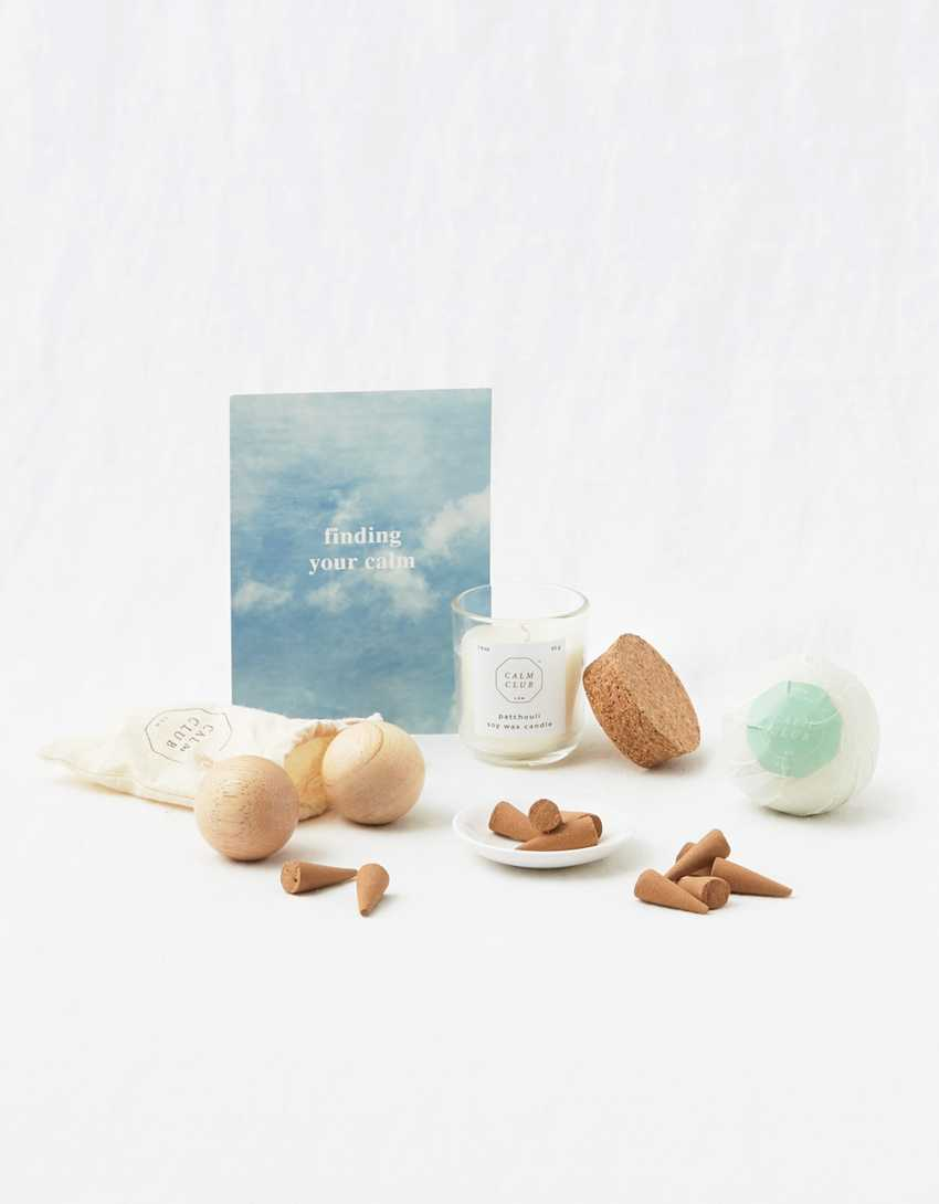 Calm Club Relaxation Kit