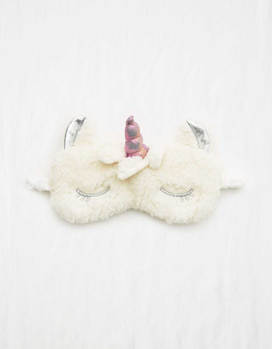 Aerie Plush Unicorn Sleep Mask