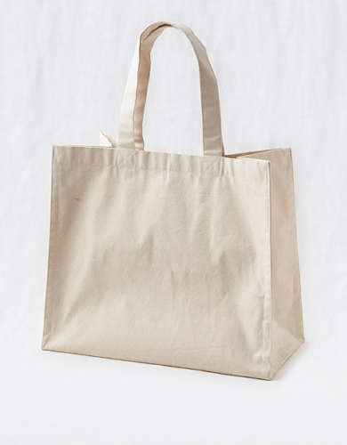 The Little Market Canvas Bag