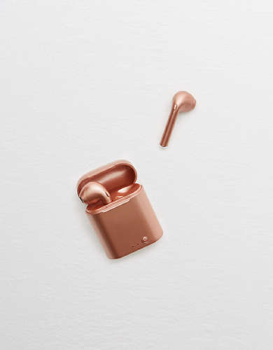 ATNY Rose Gold Wireless Earbuds