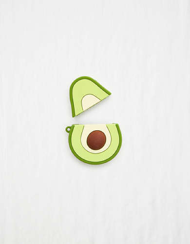 Atny Silicone Avocado AirPod Case