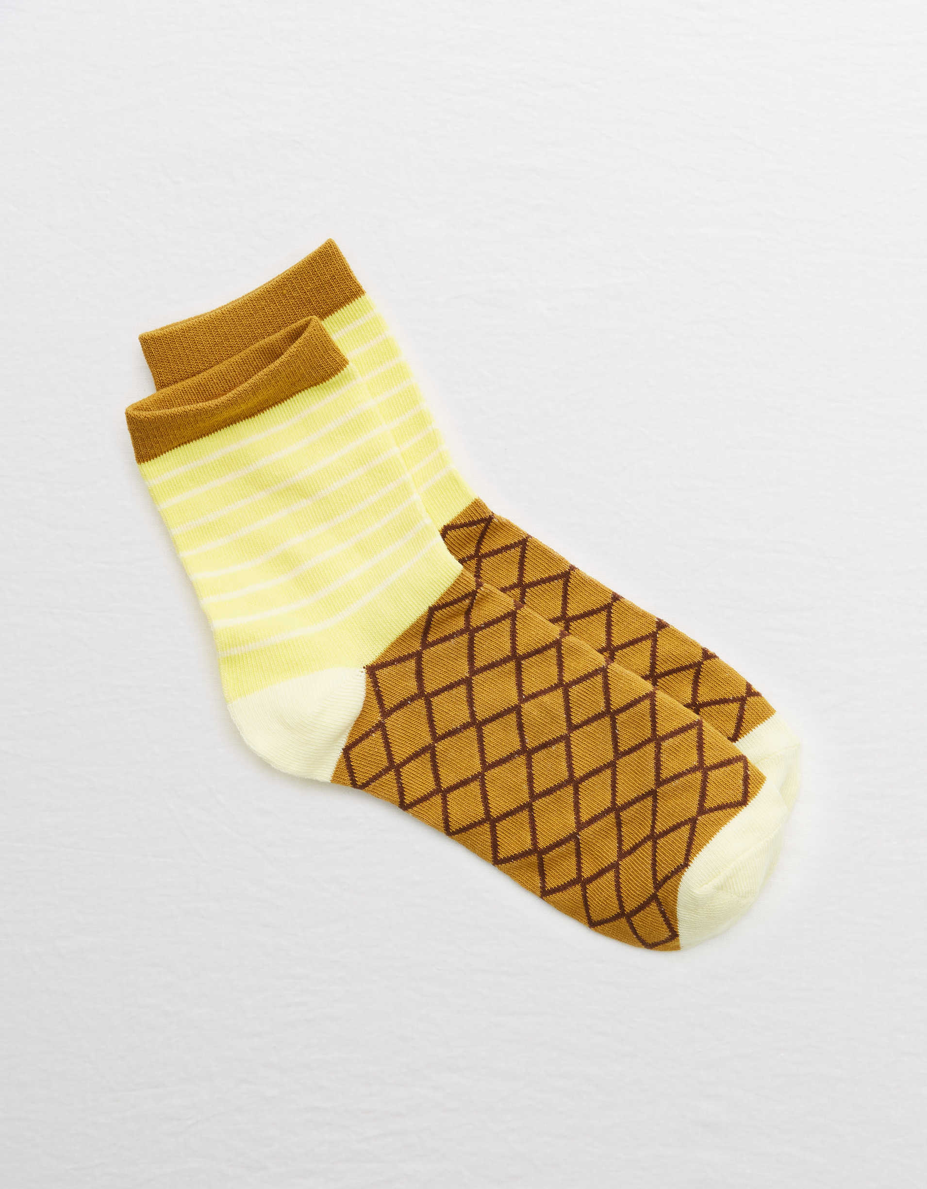 Yes Studio Pineapple Bobby Socks