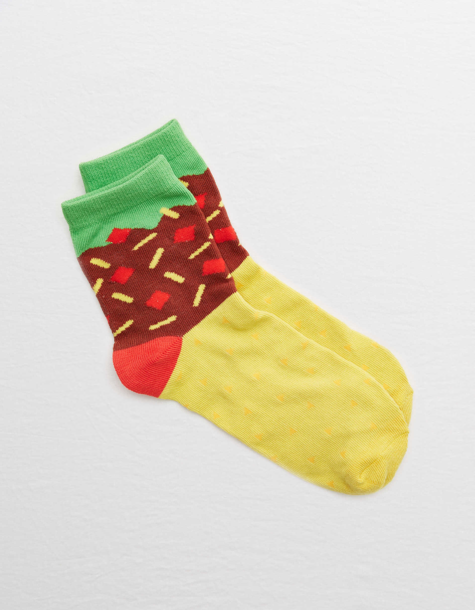Yes Studio Taco Bobby Socks