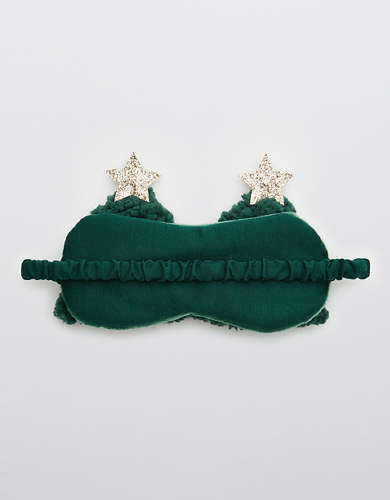 Aerie Sherpa Sleep Mask